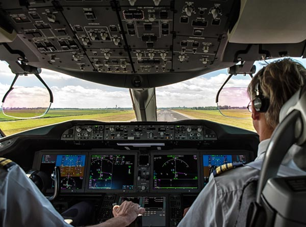 Superior Perfect Commercial Airline Pilot