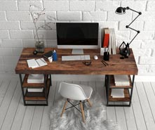 work from home office. Work From Home? Renovate Your Home Office To Be More Efficient T