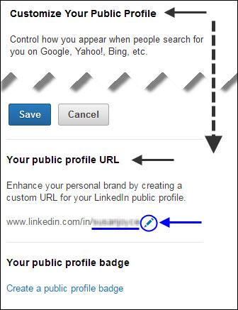 LinkedIn Edit
