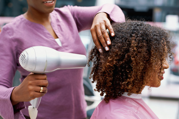 hair stylist often works in a fast paced environment with customers ...
