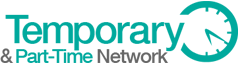 CareerCast Temporary and Part-Time Network<br /> Logo