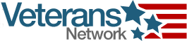 CareerCast Veterans Network<br /> Logo