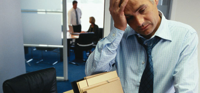 getting fired or laid off a survival guide careercastcom - Coping With Getting Fired From A Job