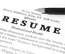 the long resume pushing the self marketing envelope careercast com