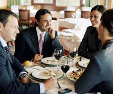 Hr Jobs In Dallas >> How to Ace a Mealtime Job Interview - CareerCast.com