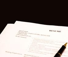 step by step resume