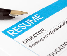 Four Resume Myths