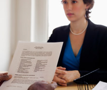 resumes win interviews but references win job offers careercast com